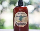 TROPICAL_SMOOTHIE HEALING LOTION - with Shea Butter, Jojoba Oil, Coconut Oil & Vitamin E