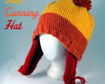 Firefly Jayne hat - perfect for completing your Jayne Cobb cosplay or just Browncoating it up!