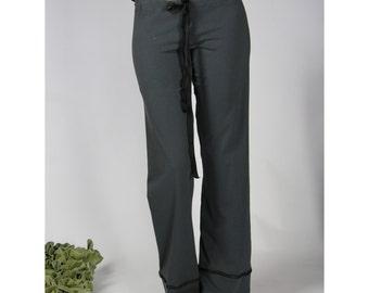 womens pajama pants - GRACE organic cotton range - made to order