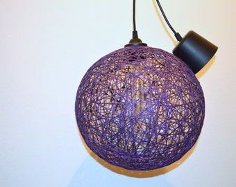 String lamp shade Etsy
