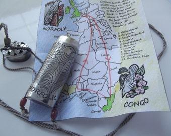 Cuckoo Pendant locket