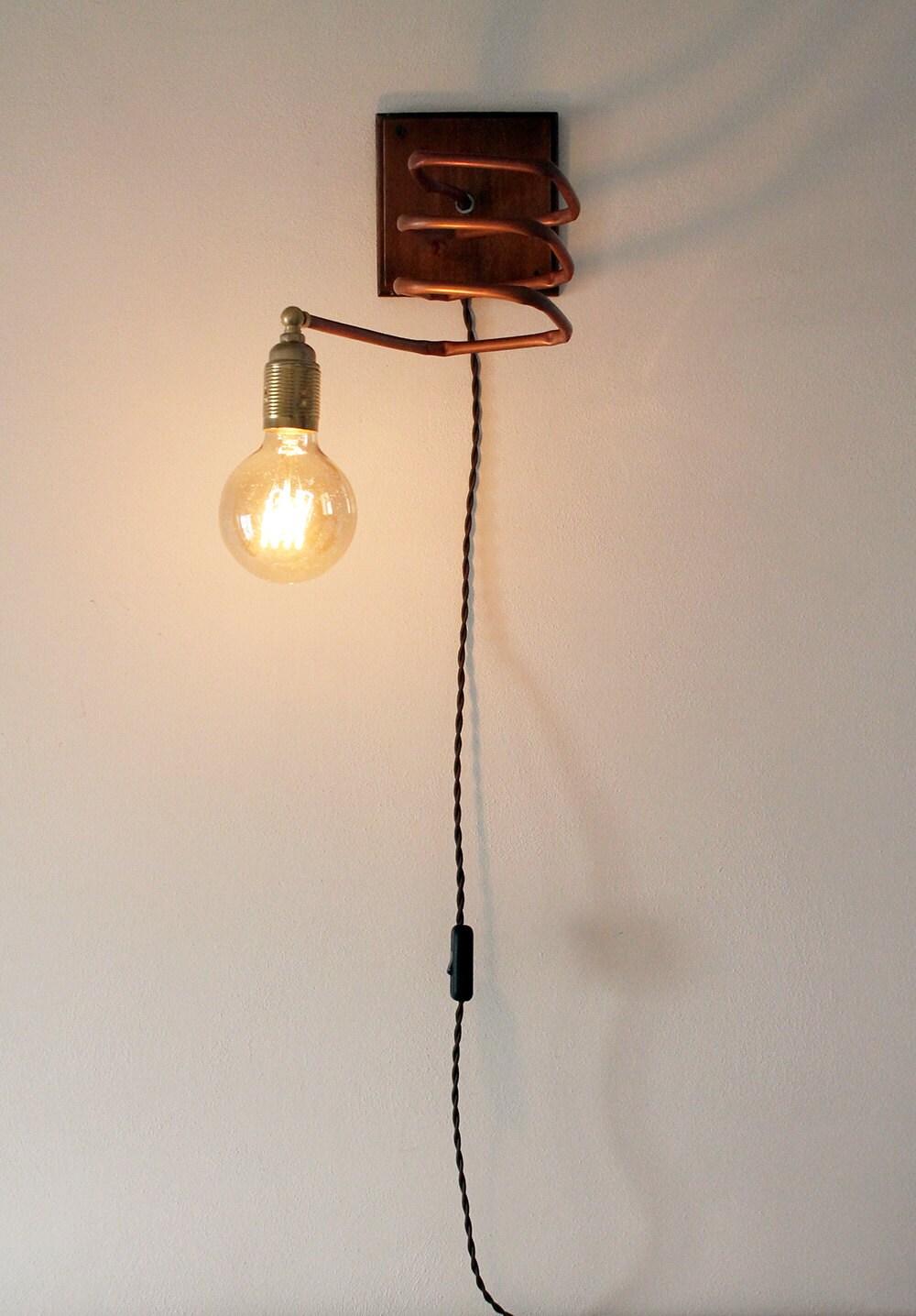 Lampade Artistiche In Rame: Lampade artistiche in rame vetrate belle epoque.