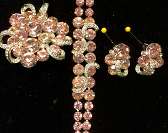 FREE  SHIPPING    Eisenberg Jewelry Set