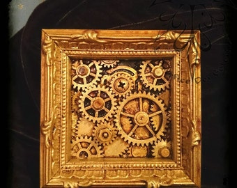 The Steampunk Magnetic inspection and maintenance