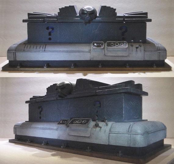 COD Zombies Mystery Box 'Origins' Miniature Replica