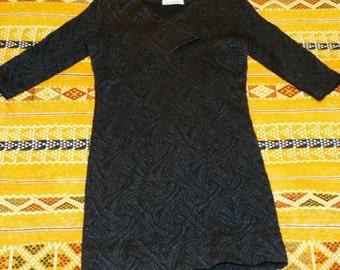 black dress S/M taille 38