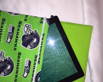Seattle Seahawks Ipad Cover