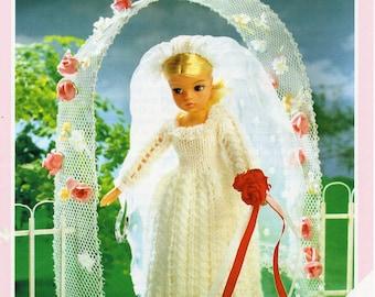 Teenage Dolls Knitting Patterns Barbie Jeans Jacket Ken
