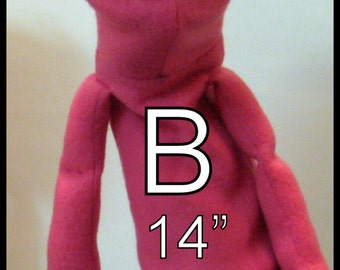 Professional style hand puppet - Style B