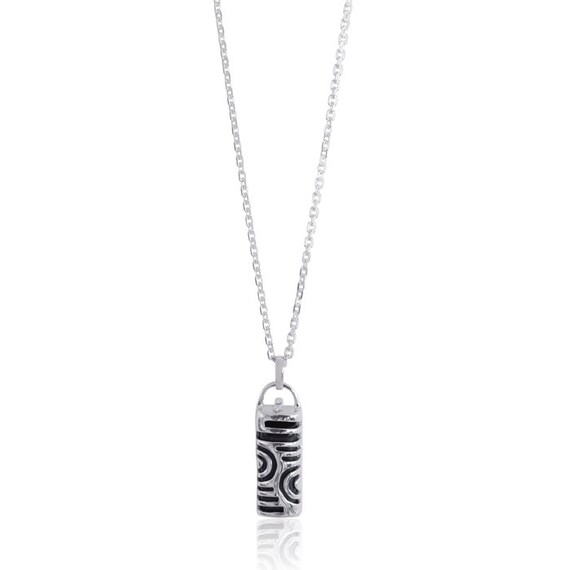 Necklace Eve - Jewelry FitBit Flex - made from silver