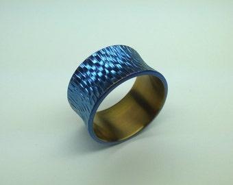 Titanium Corset Ring