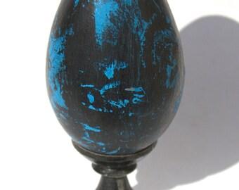 Terracotta decorative egg, Christmas gift