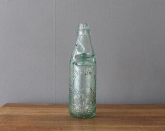 Vintage Codd bottle - Kettering mineral water co.