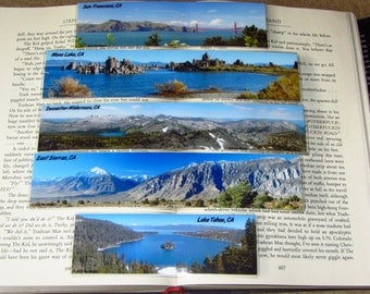 Bookmarks - Panoramic Nature Vistas