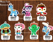 Sheriff Callie Favor Tags (12).