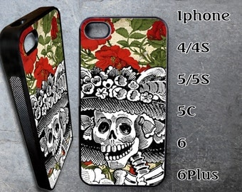 La Catrina Case for iPhone Choose Your Case Size