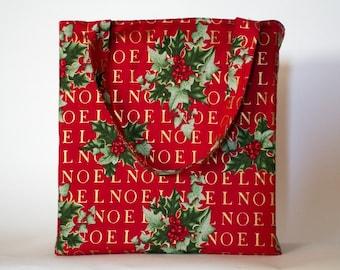 Holly Noel Tote Bag