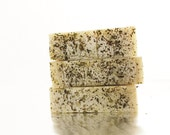 Refreshing Mint - All Natural Vegan Handmade Soap: Peppermint Essential Oi,l Olive Oil, Coconut Oil, Shea Butter Soap