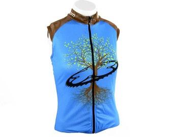 Kaishingo Women's Sola Sleeveless Cycling Jersey