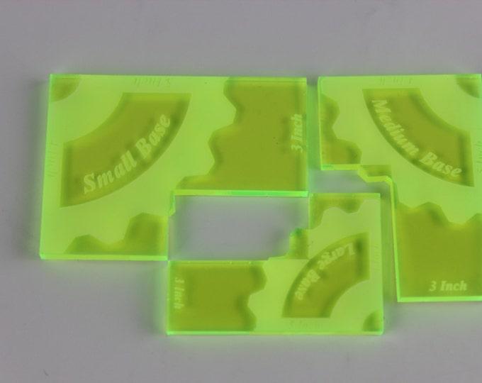 Neon Green - War Machine Blast Keys 3 Pack