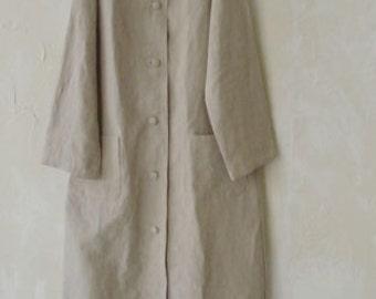 LINNET Pattern / No. 36 Spring Coat