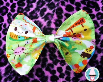 SUPERCUTE KAWAII, Fairy Kei, Hair Bow Clip