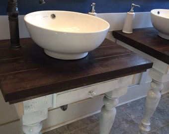 Into Bathroom Vanity Farnhouse Vanity Base Only W Or W Out Pull Out