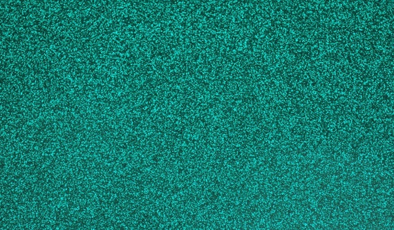 Glitter Adhesive Craft Vinyl Ultra Mint By Livelaughloveocean