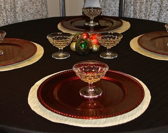 Fostoria American Sherbet Dishes - Set of 6