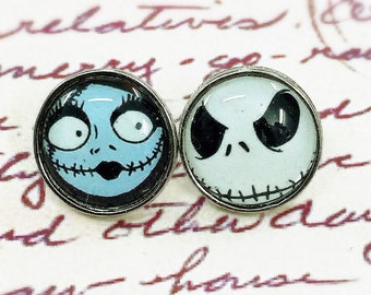 The Nightmare Before Christmas Earring (no.1)