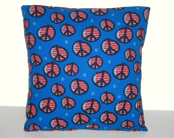 Peace Signs - Accent Pillow