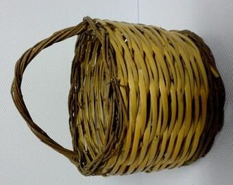 ancient reed basket