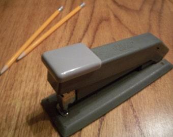 Bostitch stapler, B5, mid century