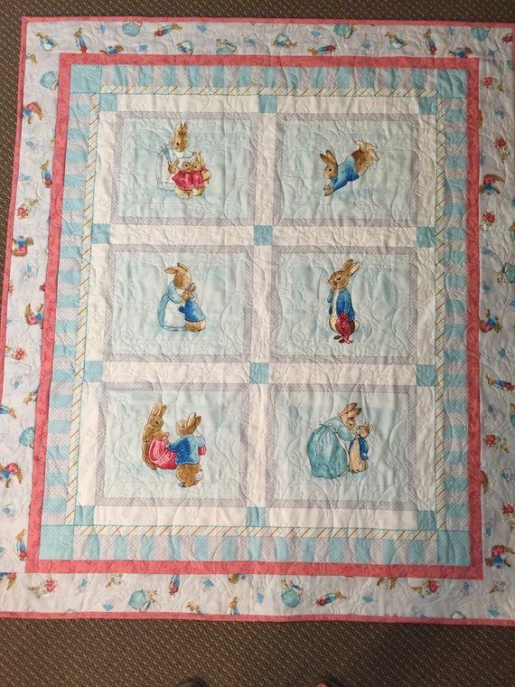 Beatrix Potter Baby Gifts Australia : Beatrix potter peter rabbit cot crib playmat by