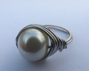 Pearl Ring *** SALE! ***