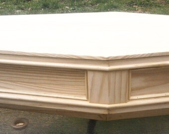 Vampire's Coffin Coffee Table