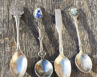 Collectible Silver Spoons