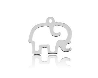 Charm ELEPHANT Silver 925 BL 115