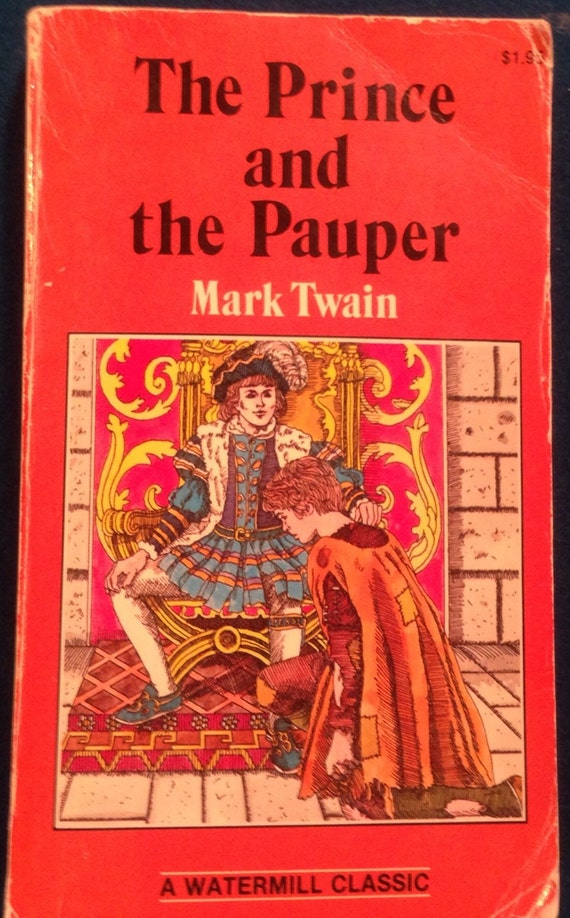 a summary of the novel the prince and the pauper by mark twain This is a quick book summary of the prince and the pauper by mark twain this is a story about two boys, tom and edward, who switch places they each learn about how it is to live a completely .