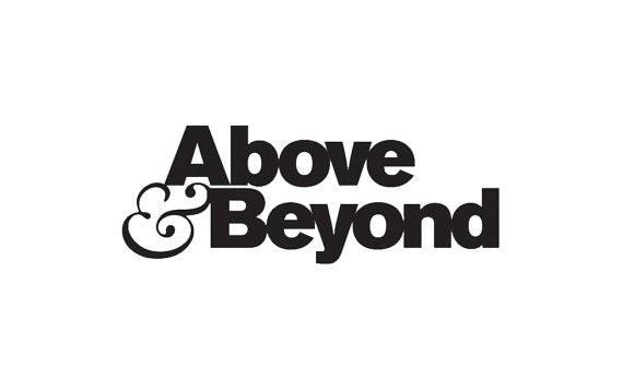 Above & Beyond Edm logo symbol Vinyl Decal Die Cut by ...  Above & Beyond ...