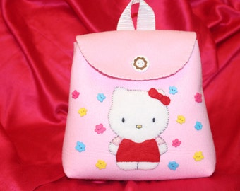 """children's backpack """"Hello Kitty"""""""