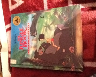 Disney -The Jungle Book. Classic Storybook--1986