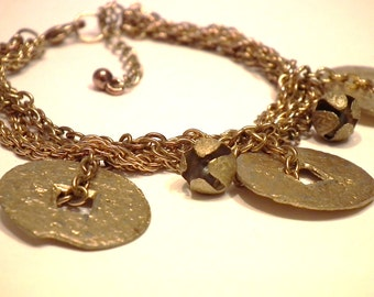 Chinese Coins Bracelet