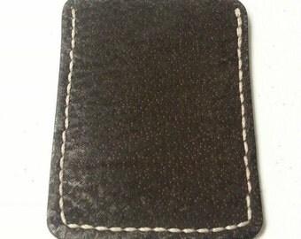 shark skin front pocket wallet