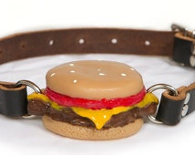 Silencing Slider - Cheeseburger Ball Gag