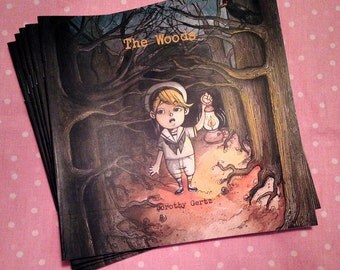 The Woods Picture Book