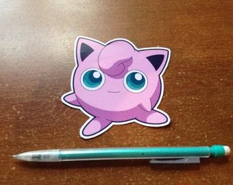 Jigglypuff Sticker