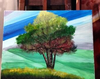 All seasons tree