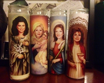 Designing Women Prayer Candles