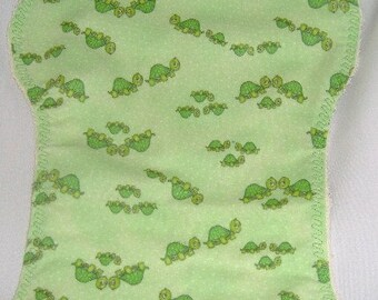 Turtles Burp Cloth Set